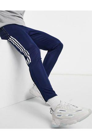 adidas performance Adidas Training Tiro 3-Stripes sweatpants in navy