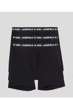 Karl Lagerfeld LOGO BOXERS 3-PACK