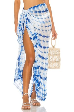 MICHAEL STARS Women Beachwear - Veronica Sarong in .