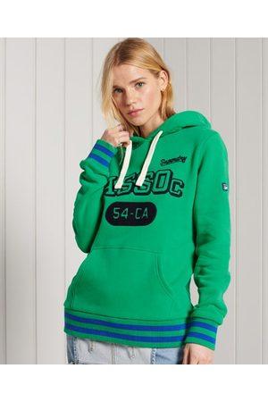 Superdry Women Hoodies - Collegiate Athletic Union Hoodie