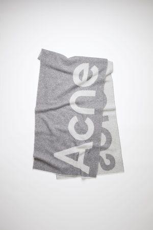 Acne Studios FN-UX-SCAR000125 Jacquard logo scarf
