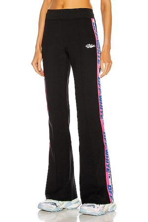 OFF-WHITE Women Sweatpants - Athleisure Track Pant in