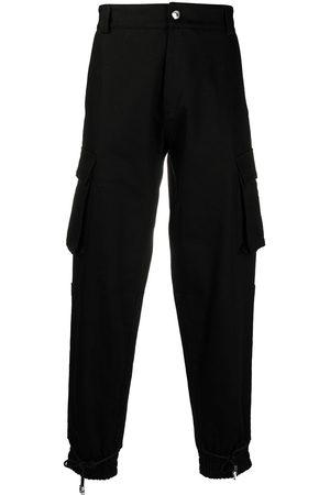 Gcds Straight-leg cargo trousers