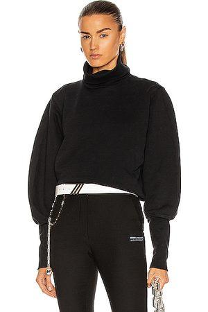 AGOLDE Extended Rib Sweatshirt in