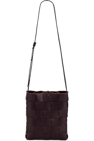 Bottega Veneta Women Purses - Small Intreccio Crossbody Bag in