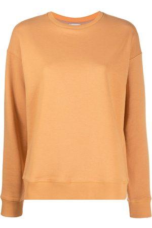 12 STOREEZ Women Sweatshirts - Basic crewneck sweatshirt