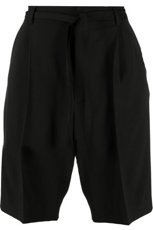 AMBUSH Men Shorts - Tied-waist shorts