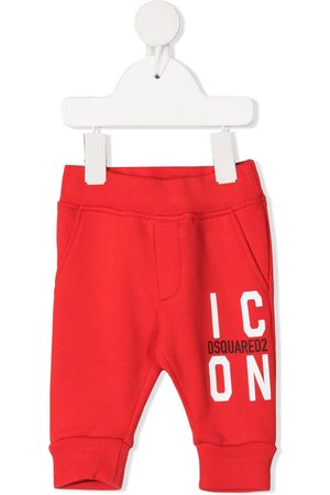 Dsquared2 Kids Sweatpants - Icon-print track pants