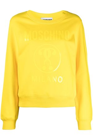 Moschino Double Question Mark print sweatshirt