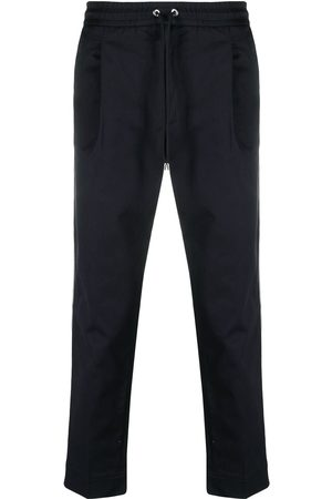 Moncler Cropped drawstring trousers