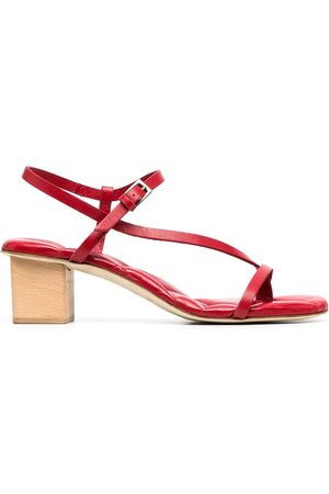 Del Carlo Strapped open-toe sandals