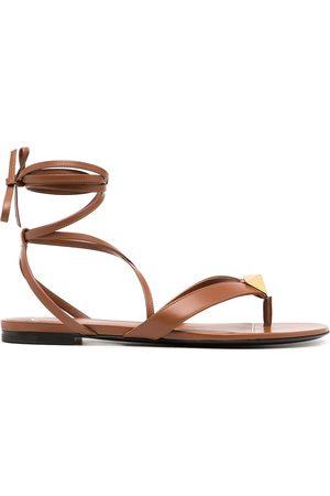 Valentino Garavani Roman Stud flat sandals