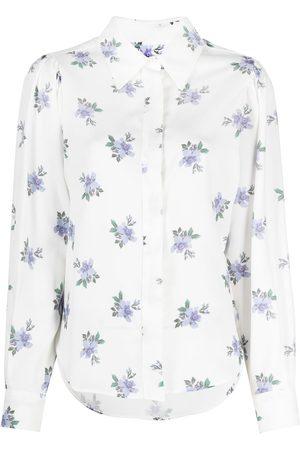 Isabel Marant Bedrissa floral shirt