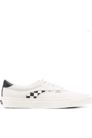 Vans Checker-trimmed sneakers - Neutrals