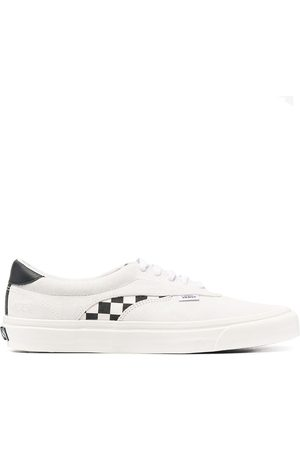 Vans Sneakers - Checker-trimmed sneakers - Neutrals