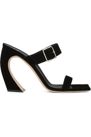 Giuseppe Zanotti Women Sandals - Musa suede sandals