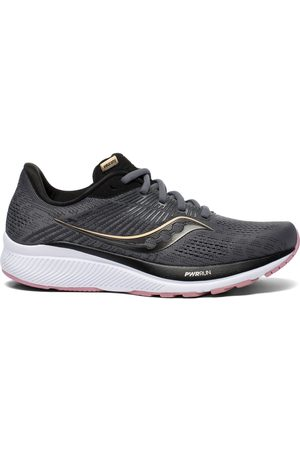 Saucony Women Accessories - Women's Guide 14 Wide CharcoalRose