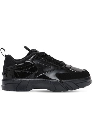 Reebok Boys Sneakers - Patent Club C Lace-up Sneakers