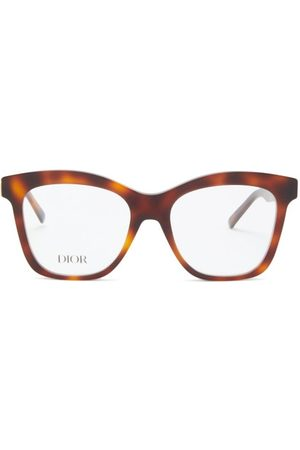 Dior Women Sunglasses - 30montaignemini Butterfly Acetate Glasses - Womens - Tortoiseshell