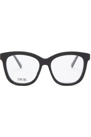 Dior 30montaignemini Square Acetate Glasses - Womens