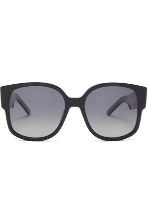 Dior Wil Round Acetate Sunglasses - Womens