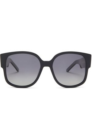 Dior Women Round - Wil Round Acetate Sunglasses - Womens