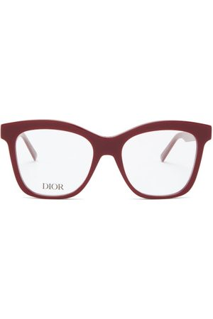 Dior 30montaignemini Butterfly Acetate Glasses - Womens