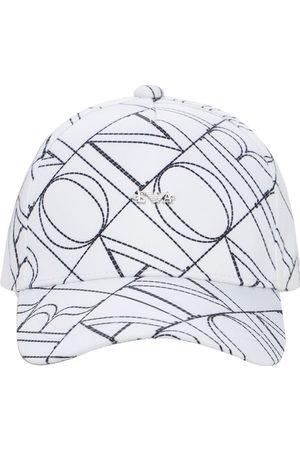 Emporio Armani Camouflage Printed Baseball Hat