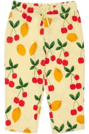 Mini Rodini Printed Organic Cotton Sweatpants