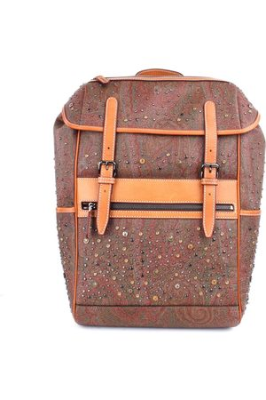 Etro Backpacks Men Cotone/poliestere