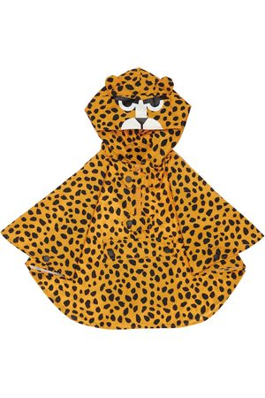 Stella McCartney Cheetah Print Recycled Cape