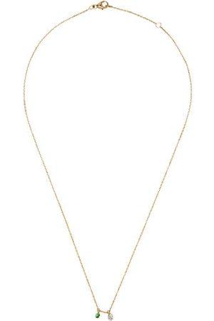Raphaele Canot Set Free Tsavorite & Diamond Necklace - Womens