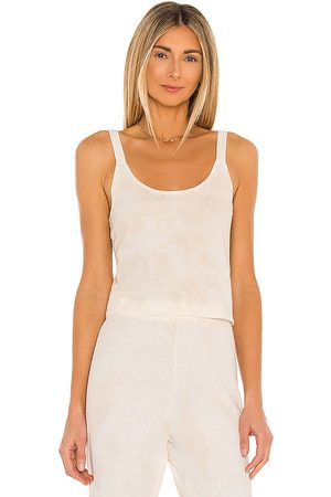 Sanctuary Essential Knitwear Cami in Ivory.