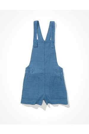 American Eagle Outfitters Soft Lounge Short Overall Women's XS