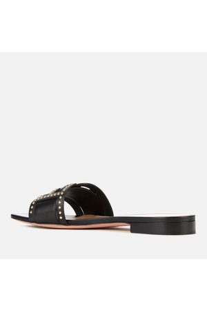 Bally Women's Peoni Leather Flat Sandals
