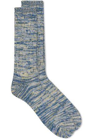 ANONYMOUS ISM 5 Colour Mix Crew Sock