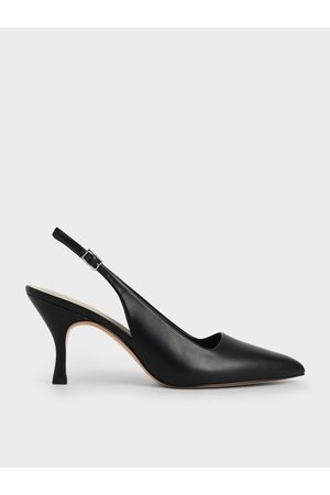 CHARLES & KEITH Basic Slingback Pumps