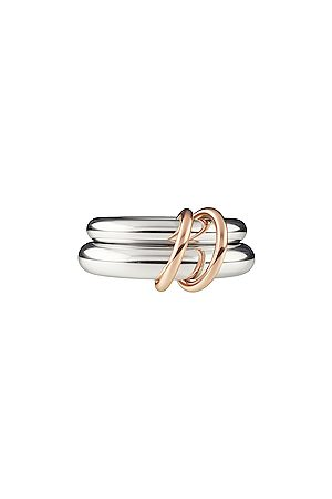 SPINELLI KILCOLLIN Virgo SG Ring in Metallic