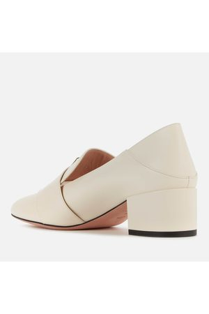 Bally Women Heels - Women's Janelle 40 Leather Heeled Shoes