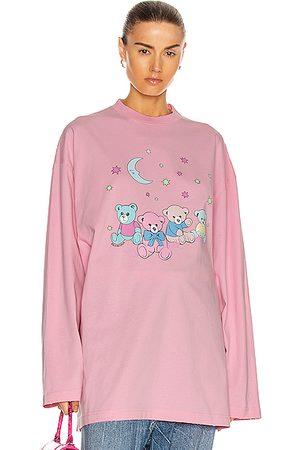 Balenciaga Long Sleeve XL T Shirt in