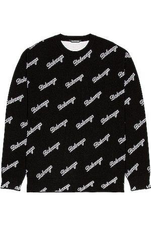 Balenciaga Crewneck Sweater in