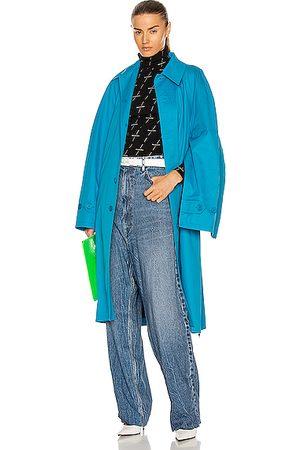 Balenciaga Zip Carcoat in