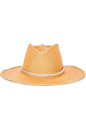 GLADYS TAMEZ MILLINERY Zuma Cowboy Hat in Neutral