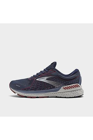 Brooks Men's Adrenaline GTS 21 Running Shoes in /Navy Size 7.5