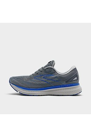 Brooks Men's Glycerin 19 Running Shoes in Grey/Quarry Size 7.5