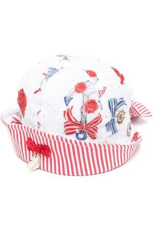 Monnalisa Snail-print hat