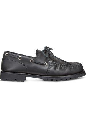 Fendi FF motif mocassin loafers
