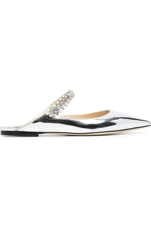 Jimmy Choo Bing crystal-embellished 15mm sandals
