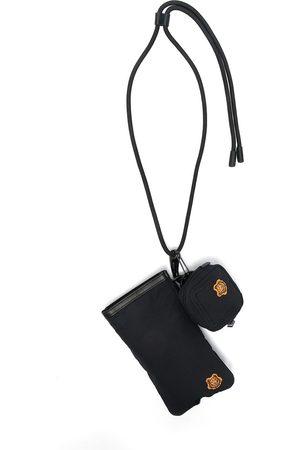 Kenzo Logo-patch phone holder