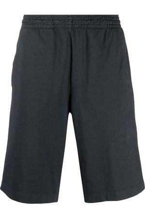 Acne Studios Logo-print relaxed shorts